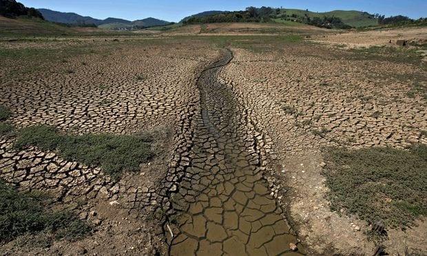 South Africa's dam levels plummet