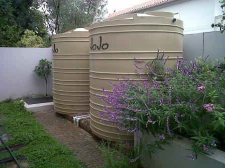 Rainwater: A sustainable solution