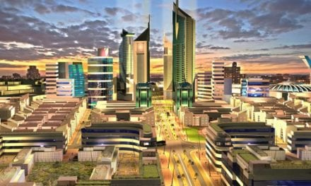 Smart technology to construct Kenya's Konza City