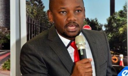 JRA's MD Skhumbuzo Macozoma resigns