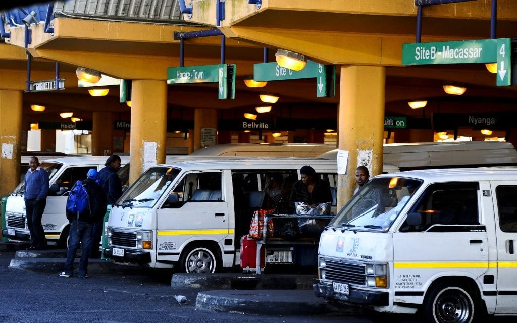 R20 million to drive Gauteng's public transport sector to new heights