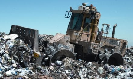 Augmentation of Naledi landfill site