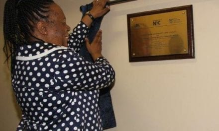 New R30 million disease fighting lab unveiled