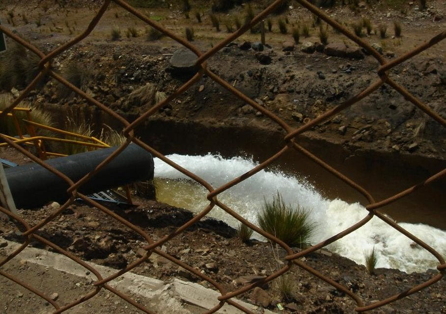 CT using effluent to ease pressure on dams