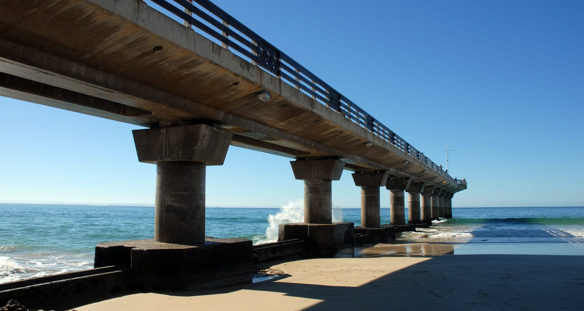 Shark Rock Pier set for R2m upgrade