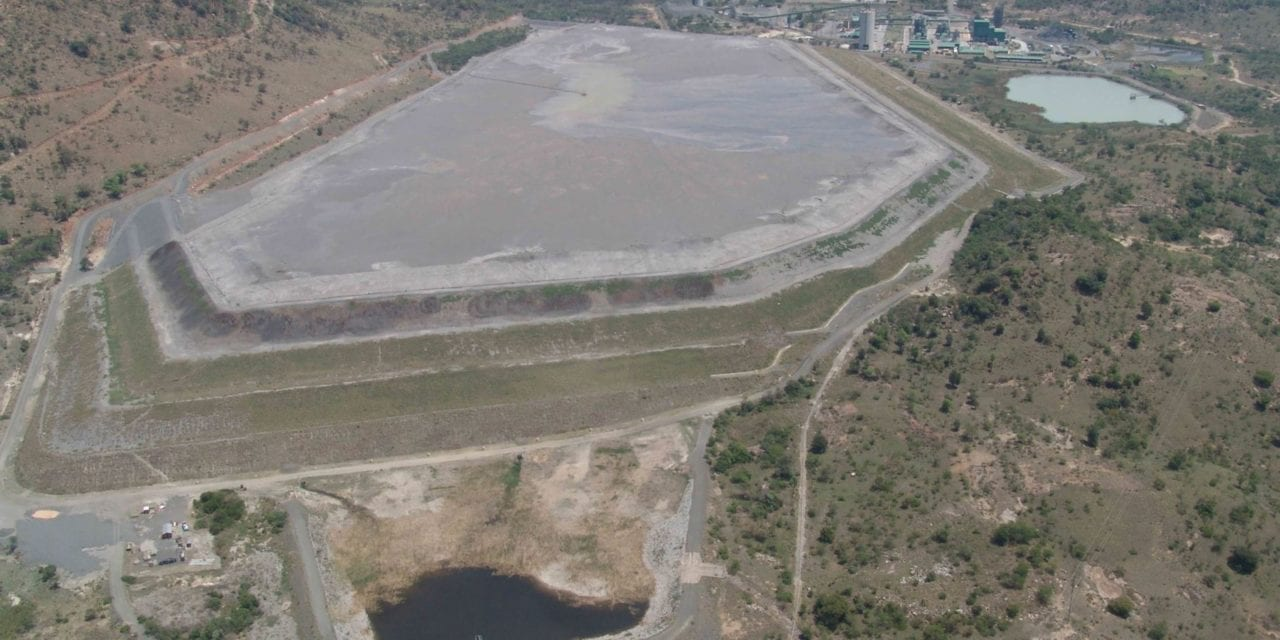 Call to make tailings dams safer