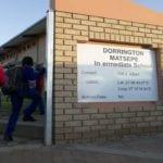 Department hands over 100th school