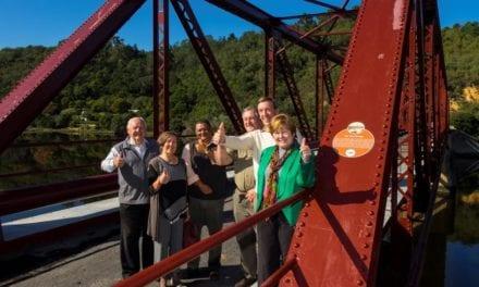 Knysna reopens Red Bridge