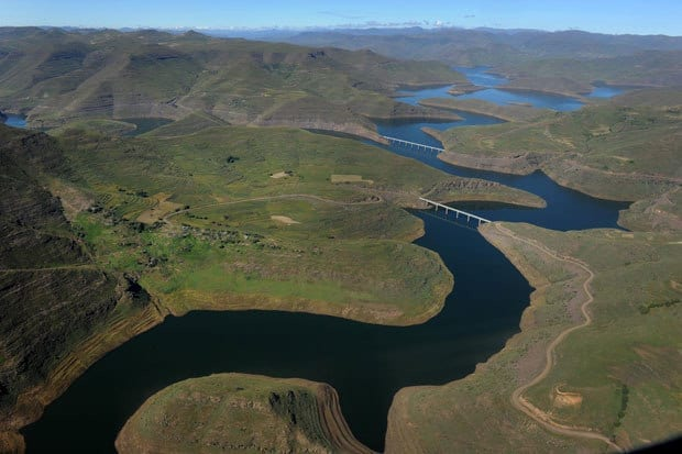 Botswana cuts deal for water from Lesotho Highlands Water Project
