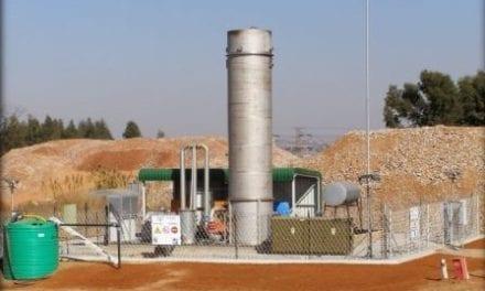 Ekurhuleni turns waste into power