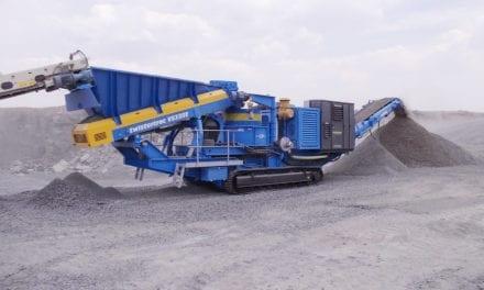 Breaking new ground in road building