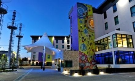 Green Star SA's first 6 Star rated hotel