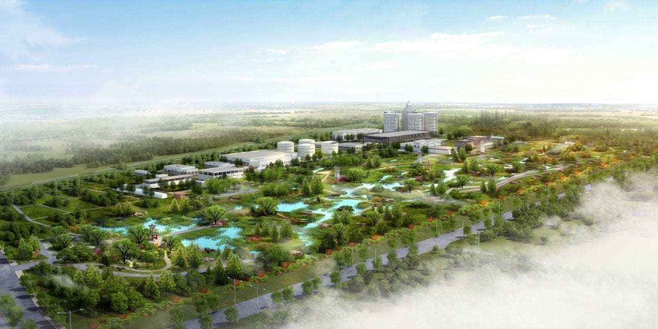 Asia's largest water reuse plant gets an equipment upgrade