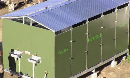 Department launches sanitation solution in Khayelitsha