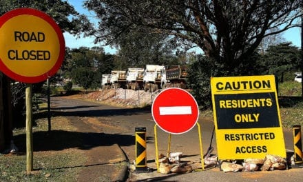 Phase 2 of KZN's Western Aqueduct complete