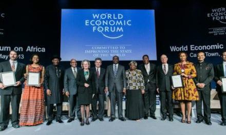 World Economic Forum kicks off in Cape Town