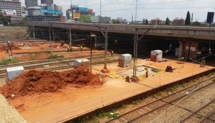 Digging deep to rehabilitate Park Station's sewer system