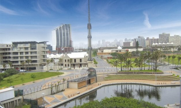 Durban's Point Waterfront Development plans taking shape