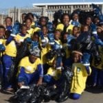 Youth embrace Clean my City programme