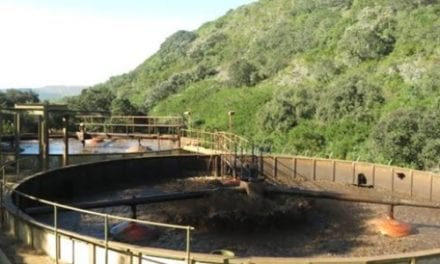 Upgrading the Sedgefield Waste Water Treatment Works