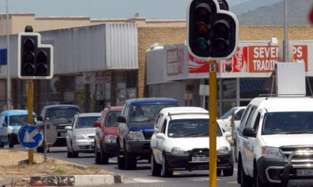 JRA gives traffic signal theft the red light