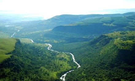 Umkhomazi Water Project underway