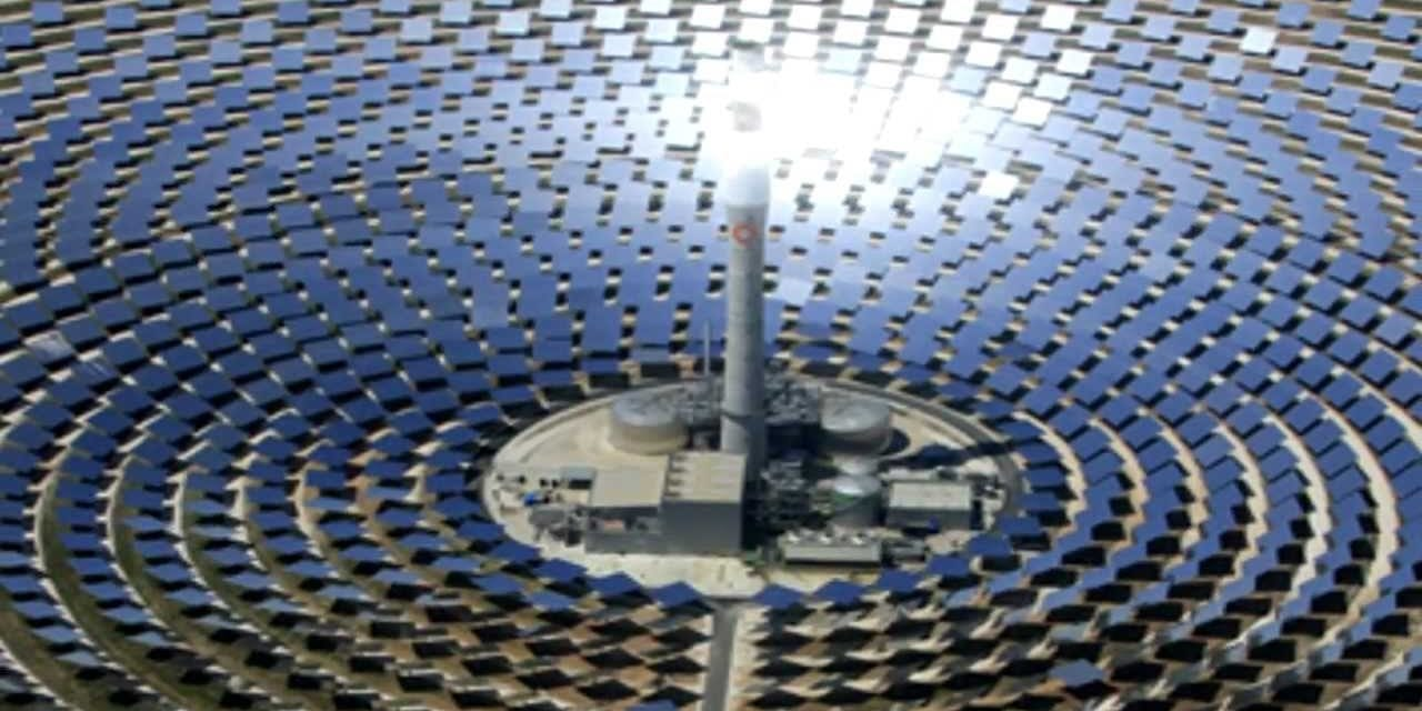 South Africa leads concentrated solar power development