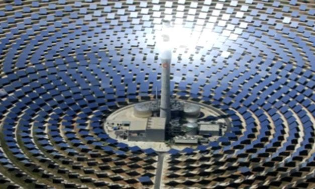 Kathu Solar Plant goes live