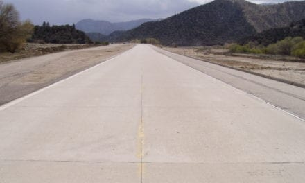 Creating sustainable concrete roads