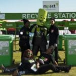 Leading green event hosting
