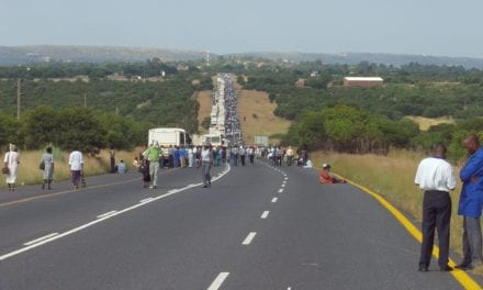160 km Moloto Road gets major upgrade