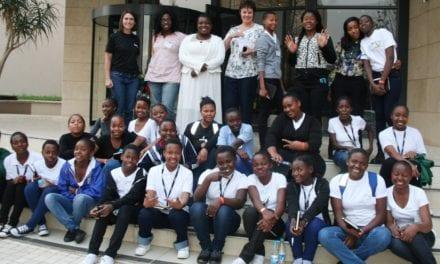 Inspiring girls to pursue STEM careers