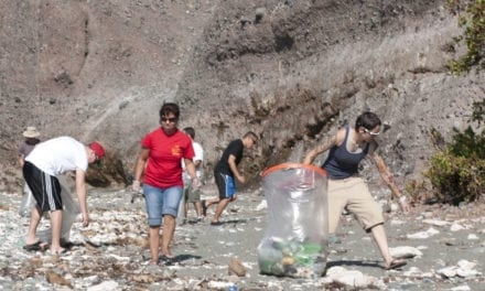 Coca-Cola takes world without waste initiative to the beach