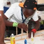 """Bridging"" the gap between the youth and engineering"