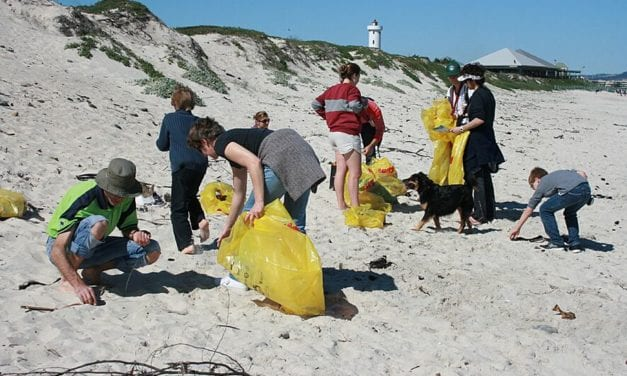 Communities called to clean up SA coastlines