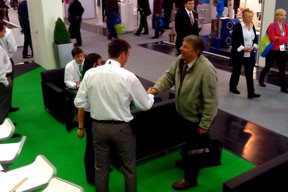 IFAT Environmental Technology Forum is taking place for the first time in 2015