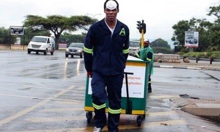 City upgrades informal waste reclaimers' wheels