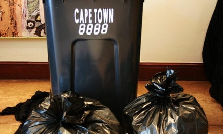 Cape Town's Fifty/50 wheelie bins wins recycled product of the year
