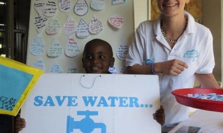 Young water explorers awarded