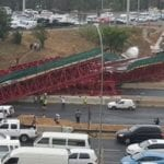 Grayston bridge collapse – wind & structural weakness the culprit