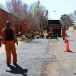 COJ makes headway with Region C road rehab