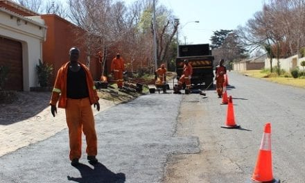 COJ makes headway with Region C road rehab