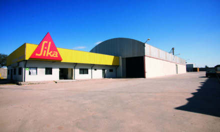 New facility expands Sika's horizons