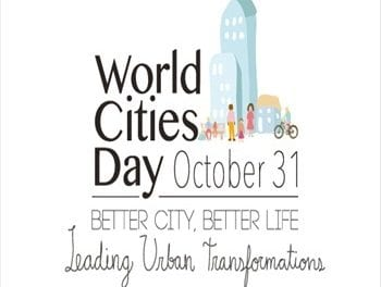 World Cities Day 31 October