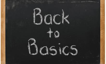 Back-to-Basics bears fruit