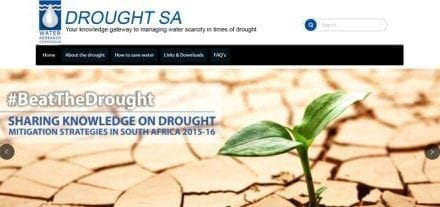 Water experts to use drought portal to pool knowledge