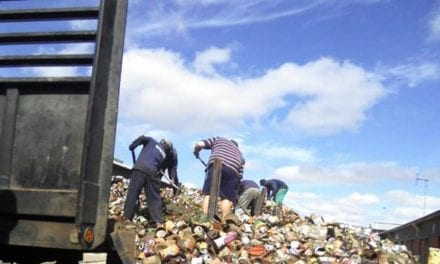 Recycling entrepreneur succeeds in Limpopo