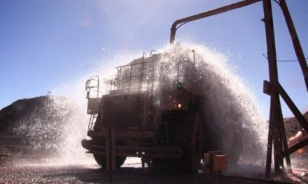 Sustainable solutions for water-strapped mines