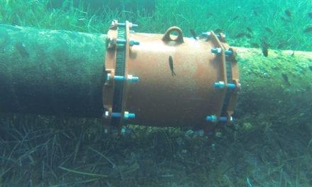 Below water yet above standard