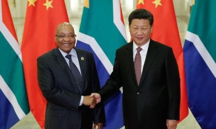 China takes SA relationship to the next level